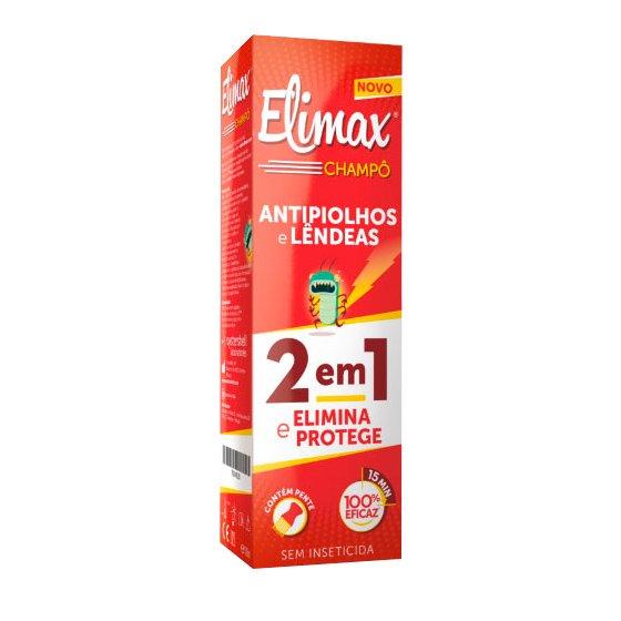 ELIMAX CHAMPO PIOLHOS/LENDEAS 100ML