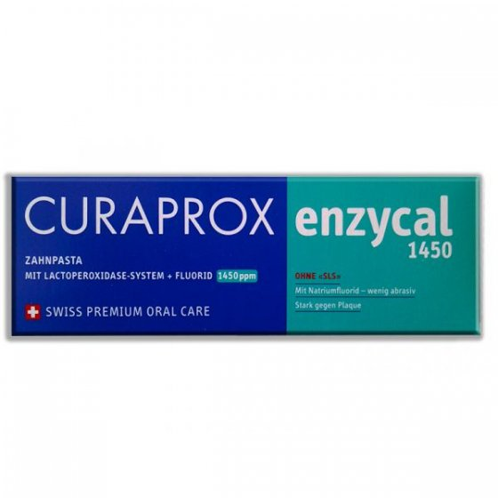 CURAPROX ENZYCAL 1450 PASTA DENTIFRICA 75 ML