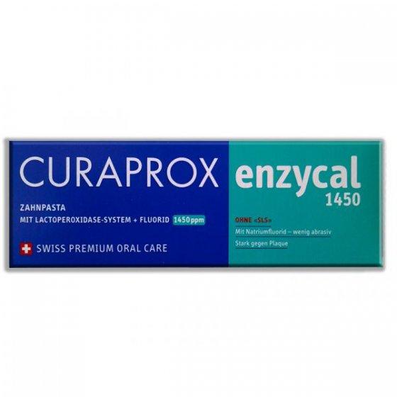 CURAPROX ENZYCAL 1450 PASTA DENTIFRICA 75 ML