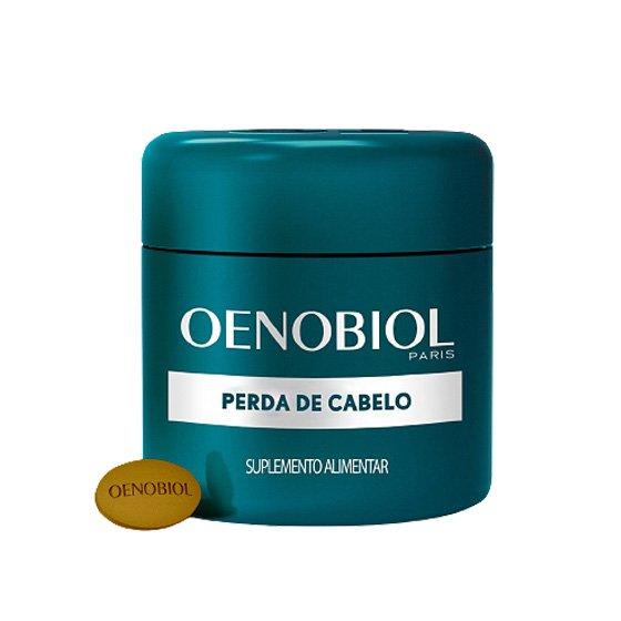 Oenobiol Perda Cabelo Cápsulas X60