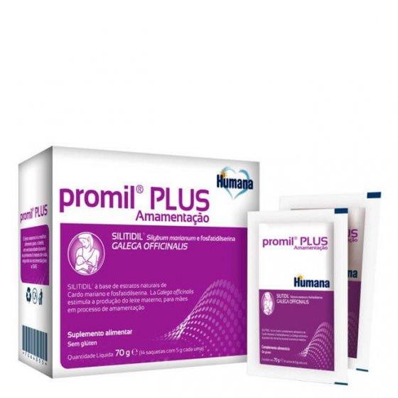 Promil Plus 14 Saquetas