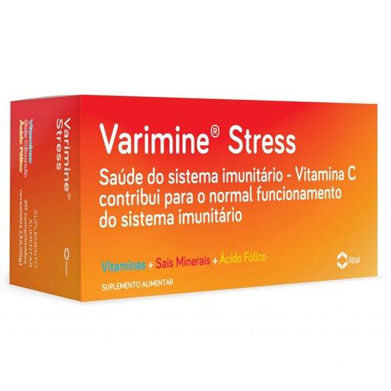 Varimine Stress Tutti-Frutti Saquetas x20