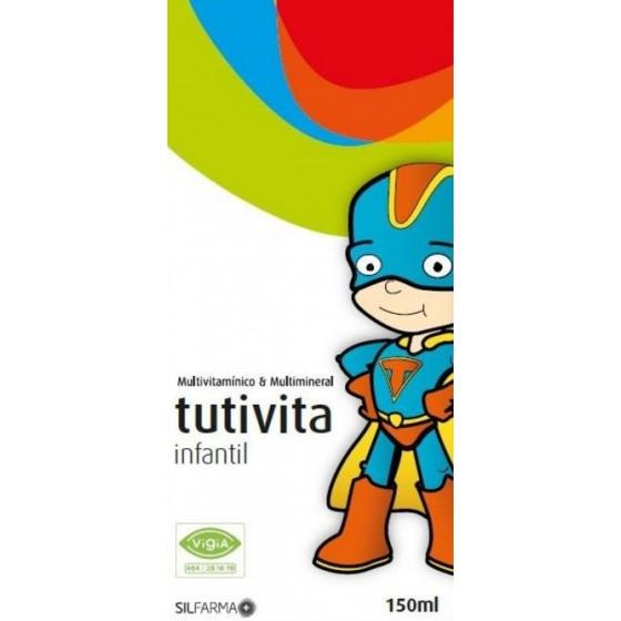 TUTIVITA INFANTIL XAROPE 150 ML