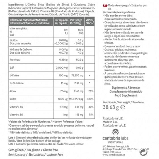 CISTITONE FORTE TRIO X60 CAPSULAS