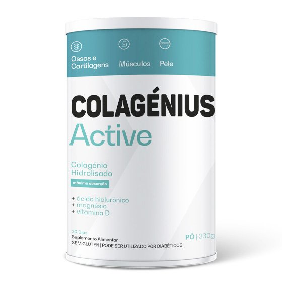 COLAGENIUS PO 330G SOLUCAO ORAL