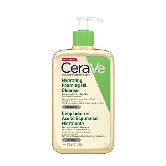 CeraVe Cleanser Óleo Limpeza Hidratante 236ML