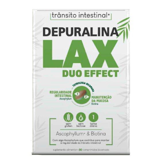 DEPURALINA LAX DUO EFFECT COMPRIMIDOS X30