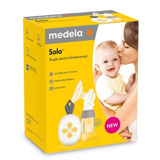 MEDELA SOLO EXTRATOR LEITE ELETRICO SIMPLES