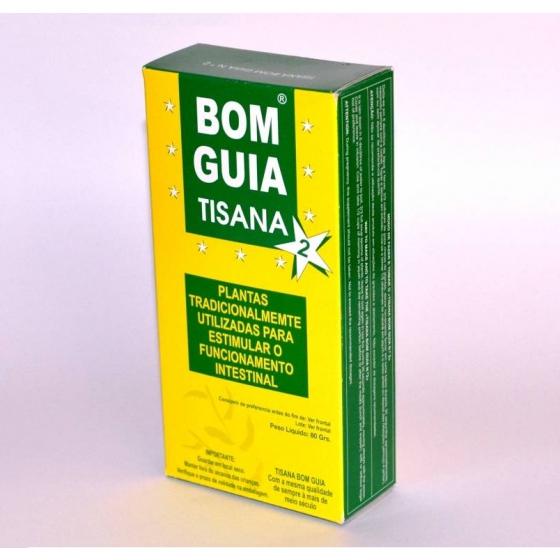 BOM GUIA TISANA N2 70G