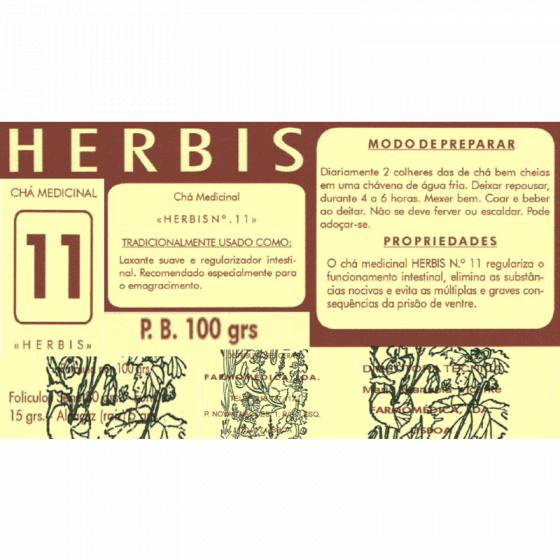 HERBIS CHA CHA N11