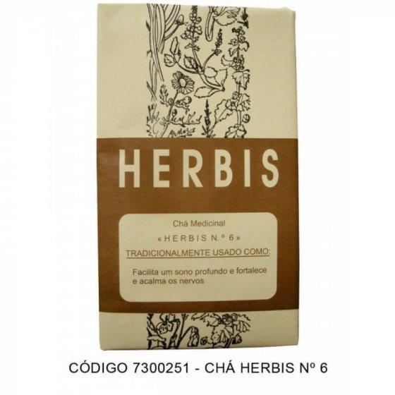 HERBIS CHÁ N6 100G