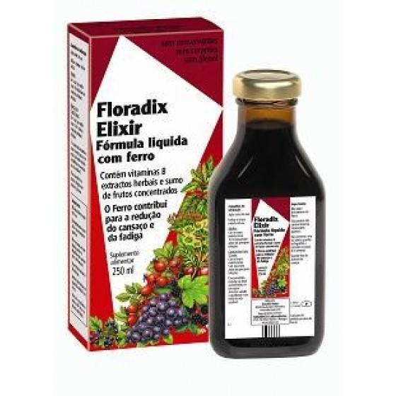 Salus Floradix Elixir 500ml