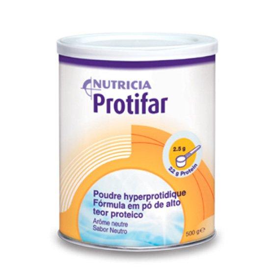 PROTIFAR SUPLEMENTO NUTRICIONAL EM PO 500G
