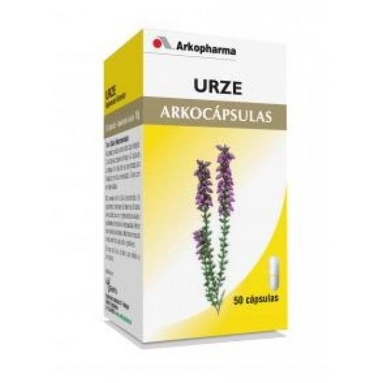 ARKOCAPSULAS URZE CAPSULAS X 50