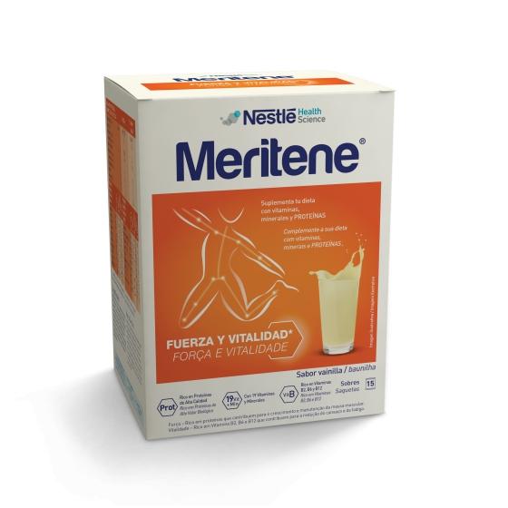MERITENE BAUNILHA CARTEIRAS PO X 15