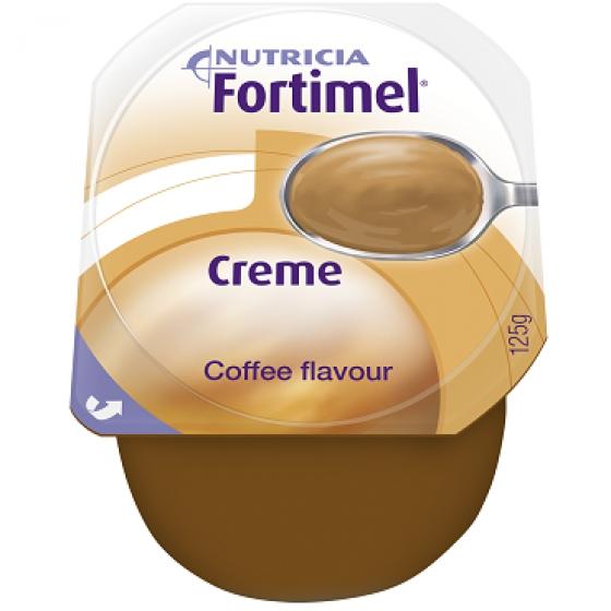 FORTIMEL CREME CAFE 125G X 4 UNIDADES