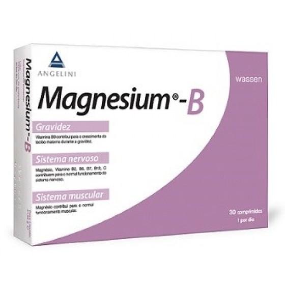 MAGNESIUM B COMPRIMIDOS X30