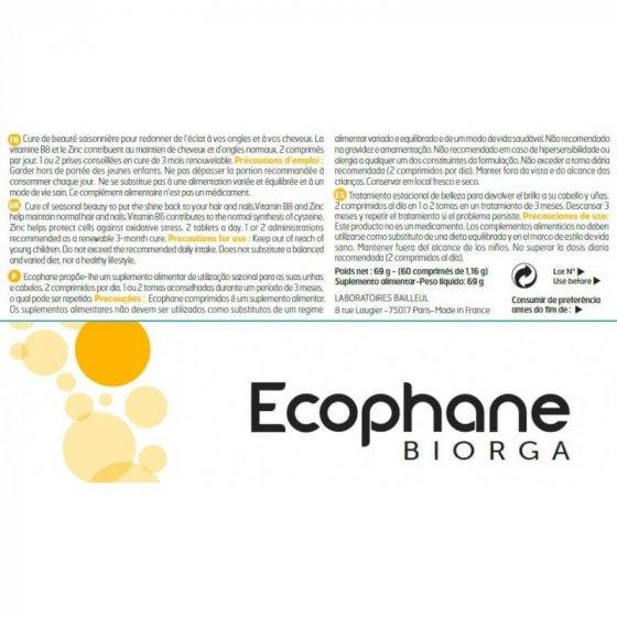 ECOPHANE MANUTENÇÃO 60 COMPRIMIDOS