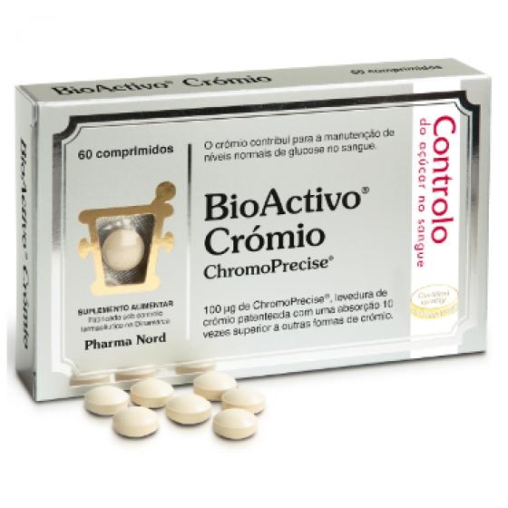 BIOACTIVO CROMIO COMPRIMIDOS X 60
