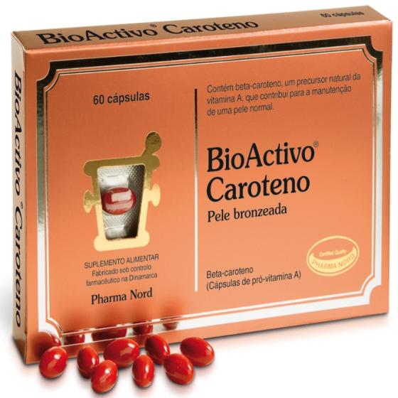 BIOACTIVO CAROTENO CAPSULAS X 60