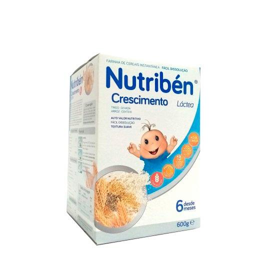 NUTRIBEN FARINHAS CRESCIMENTO LA 2X300G