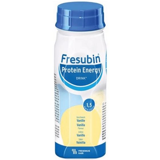 FRESUBIN PROTEIN DRINK BAUNILHA 4X200ML