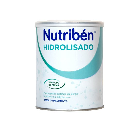 NUTRIBEN LEITE HIDROLISADO 400G
