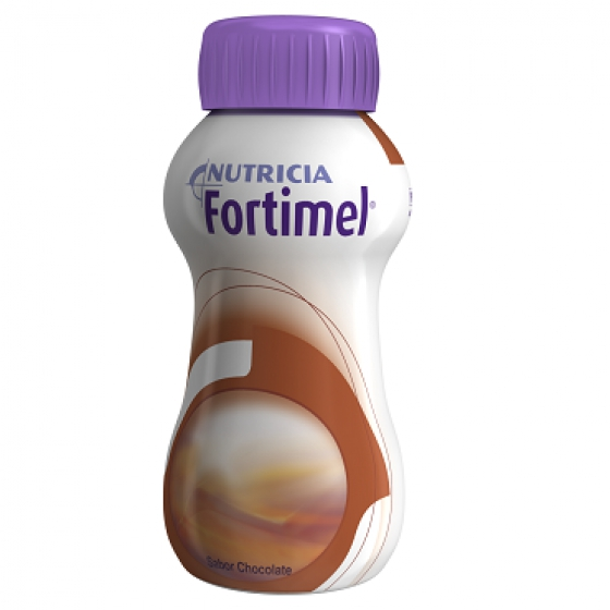 FORTIMEL SOLUCAO CHOCOLATE 200ML X 4