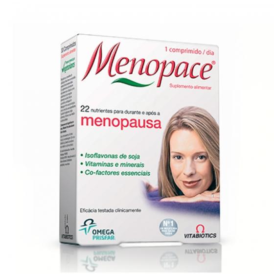 MENOPACE COMPRIMIDOS MENOPAUSA X 30
