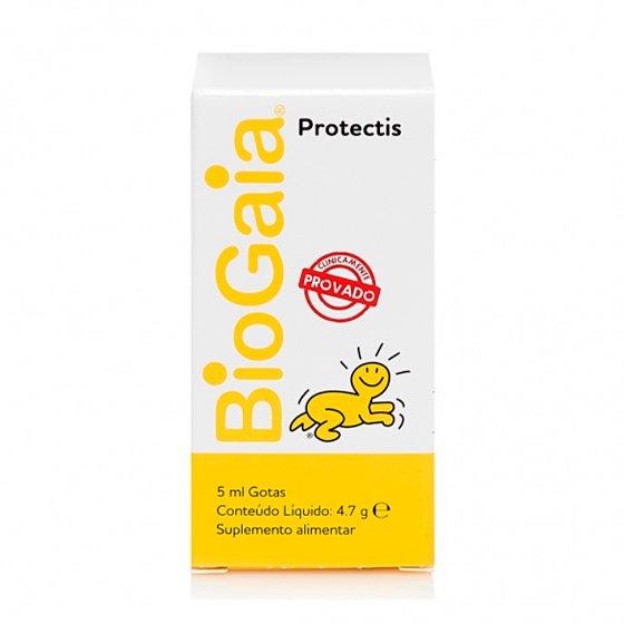 BIOGAIA PROTECTIS GOTAS ORAIS 5ML SOLUCAO ORAL