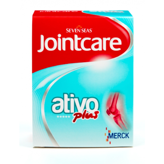 JOINTCARE ATIVO PLUS CAPSULAS X 30 + COMPRIMIDOS X 30