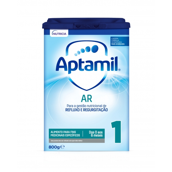 APTAMIL AR 1 LEITE ANTI-REGURGITACAO 800G