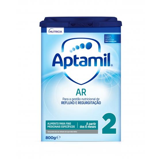 Aptamil AR 2 Leite antipelicular regurgitante 800g