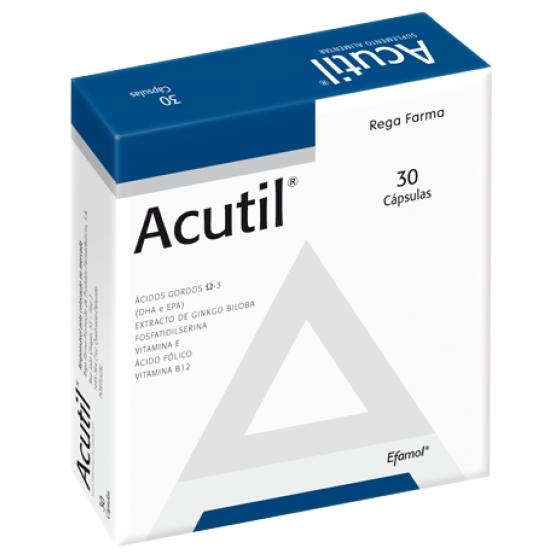 ACUTIL CAPSULAS X 30