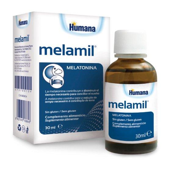 MELAMIL SOLUCAO ORAL 30 ML