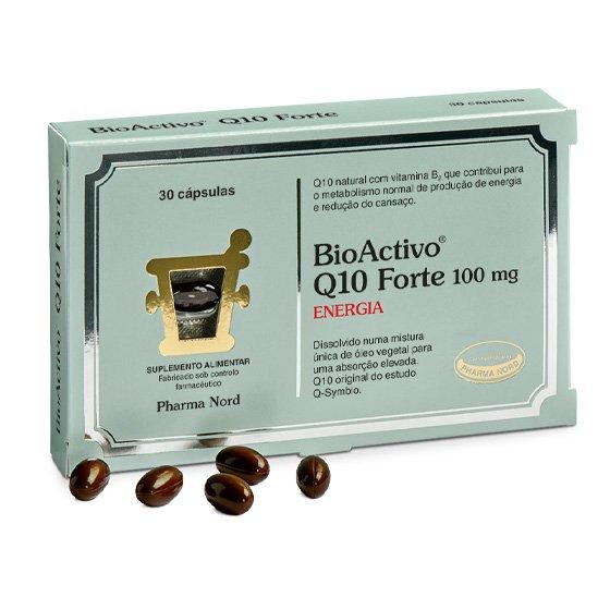 BIOACTIVO Q10 FORTE 100MG CAPSULAS X 30