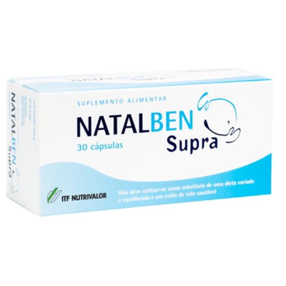 NATALBEN SUPRA CAPSULAS X 30