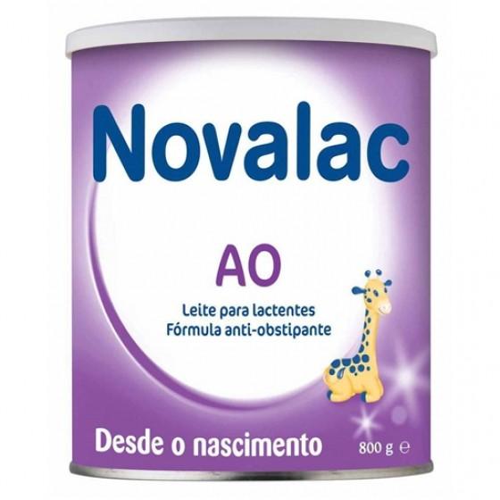 NOVALAC AO LEITE LACTENTE OBSTIPACAO 800G