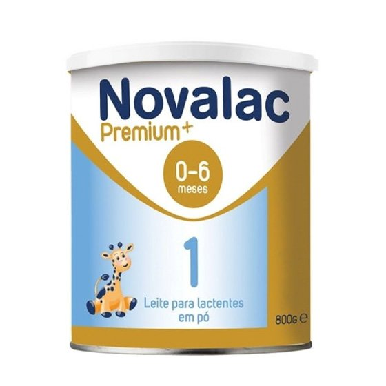 NOVALAC PREMIUM 1 LEITE LACTENTE 800 G