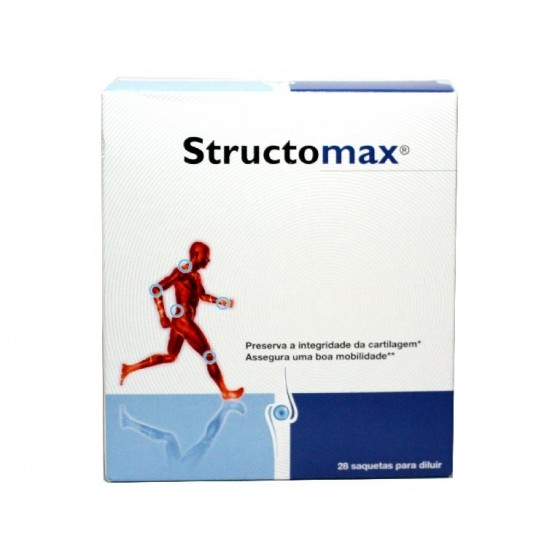 STRUCTOMAX SAQUETAS X 28 PO SOLUCAO ORAL