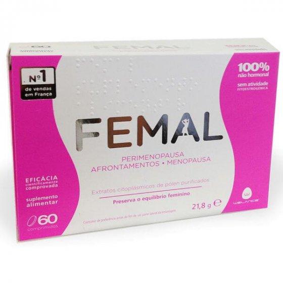 FEMAL MENOPAUSA 60 COMPRIMIDOS