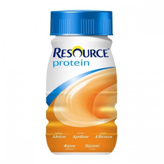RESOURCE PROTEIN SOLUCAO ORAL ALPERCE 200 ML X 4
