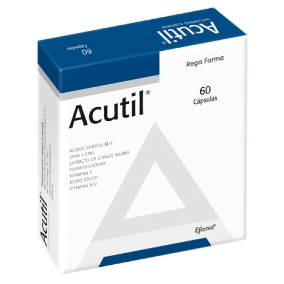 ACUTIL CAPSULAS X 60