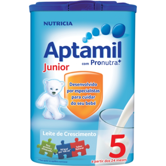 Aptamil Junior 5 Leite Cresc Po 750g