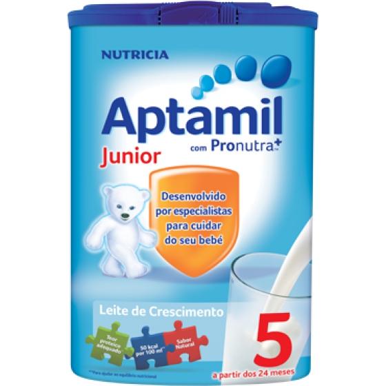 Aptamil Junior 5 Leite Crescimento Pó 750g