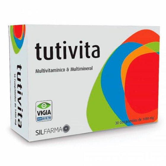 TUTIVITA COMPRIMIDOS X 30