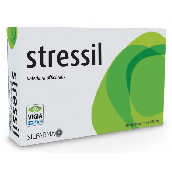 STRESSIL CAPSULAS X60