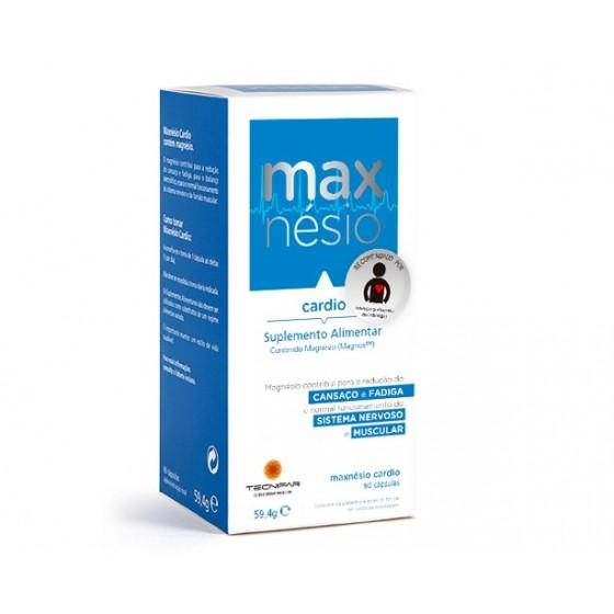 MAXNESIO CARDIO CAPSULAS X 60