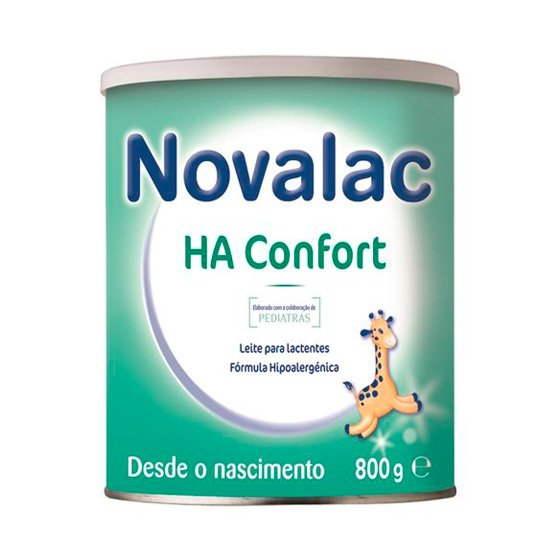 NOVALAC HA CONFORT LEITE LACTENTE HA 800G
