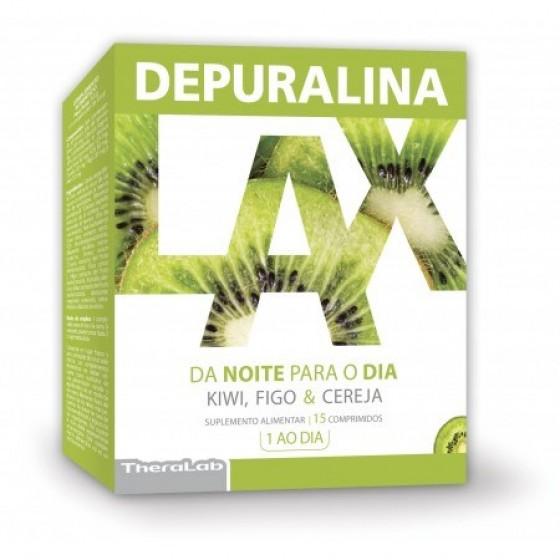 DEPURALINA LAX COMPRIMIDOS X 15